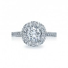 Tacori Engagement Rings..... With the center in sapphire maybe... Absolutely in love!