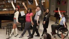 Every GLEE-Tail: Oh, The Places You'll Go!!