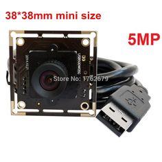 58.79$  Watch now - http://alid3b.worldwells.pw/go.php?t=32678495260 - 5Megapixel 2592x1944 Mjpeg YuY2 Aptina MI5100 Color CMOS usb camera micro mini CCTV board module 100 degree no distortion lens 58.79$