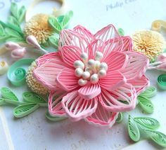 Good morning . Let this day bring you olny good vibes! . #quilling #flowers #papercraft #botanicalart #emelyanenkovaleriya #hobby #handmadecurator #crafting #paperflorals #paperflower #florals #quilled #paperartist #paperwork #paperquilling #handmadeALL #filigrana #paperfiligree #LGenPaper #rękodzieło #polskierękodzieło #papierowecuda #квілінг #квиллинг #종이감기공예 #종이감기 #なかたにもとこ #クイリング #paperdecoration