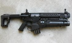 "plastik's ""Project Mayhem / KWA M16"""
