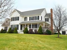 Check out this gorgeous new listing by Pam Moriarty at 10 Anthony Way in Ellington. Santini-Built Colonial in Gasek Farms Neighborhood - Builder's own custom home.