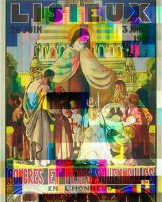 """st therese""    tradwave   vaporwave   traditional catholicism"