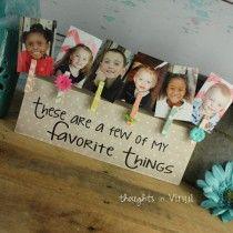My favorite things Brag Board