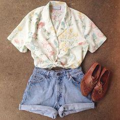 Imagem de outfit, vintage, and look