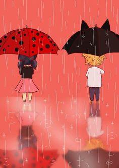 Quiero esos paraguas!