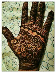 drying henna body art b