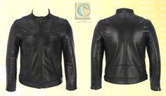 C081 Rp 1, Leather Jacket, Jackets, Fashion, Studded Leather Jacket, Down Jackets, Moda, Leather Jackets, Fashion Styles