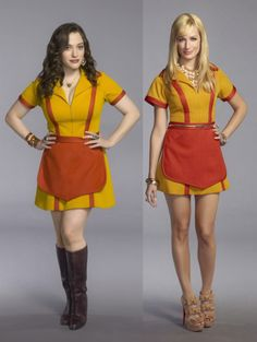 2 Broke Girls  | CBS And the Window of Opportunity The second season ends with Max and Caroline offering to deep-clean a previously hidden part of the diner and discovering something that could revive their cupcake business.