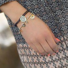 #bydziubeka na co dzień :) #jewellery #jewelry #bracelet #blue #style