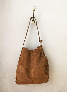 Slouchy Portabella Bag