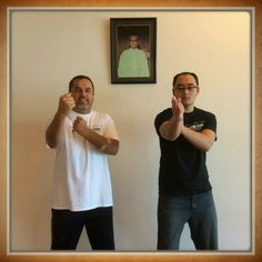 Welcome Aboard Gilberto to HKB Wing Chun Orange County! - HKB Wing Chun Orange County #HKBWingChunOrangeCounty