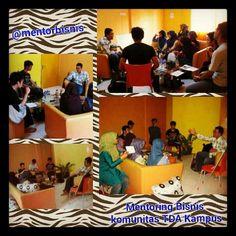 Entrepreneurship goes to campus - Pembicara Seminar Kewirausahaan - tim manajemen call WA/LINE - 08993399944 - www.trainingukm.com