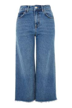 PETITE Awkward Length Crop Denim Jeans