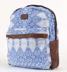 Billabong Take Me With You Backpack in Blue $54