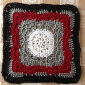 Ravelry: Summer Romance Square pattern by April Moreland