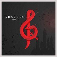 Výsledek obrázku pro dracula typography