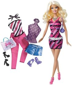 Barbie and Fashion set (japan import) toy – Kids Fashion Barbie Fashionista, Fashion Dolls, Kids Fashion, Fashion Outfits, New Dolls, Barbie Dolls, Barbie Princess, Matches Fashion, Barbie And Ken