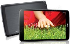 Tablette tactile LG G-Pad 8.3 noire 16 Go