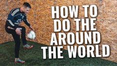 Soccer Drills, Soccer Tips, Soccer Training, Training Tips, Soccer Ball, Improve Yourself, Around The Worlds, Football, Baseball Cards
