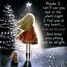 MISSING YOU MOM AT CHRISTMAS ❤❤