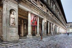 Uffizi Gallery 1