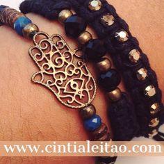 Compre pelo site - www.cintialeitao.com