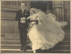 Leah Madeleine Elliott, affectionately known as Madge, married Cyril Joseph Ritchard on 16 September 1935 in a crowded St Mary's Cathedral, Sydney.