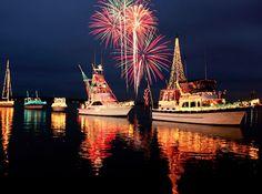 Lake Charles Louisiana Light Up the Lake Event!
