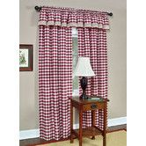 Found it at Wayfair - Achim Importing Co Buffalo Check Window Treatment Collection