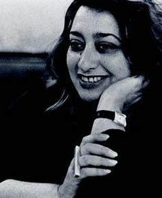 Zaha Hadid. A tremendous character and an architect possessed of astonishing vision. The world is poorer for her loss. R.i.p.