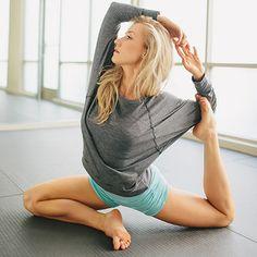 Cozy Orange Workout / Lounge / Yoga Clothing