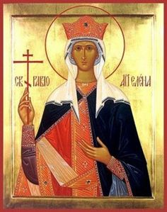 ST CONSTANTINE | Feast day - March 11. 'He was king of Cornwall. Unreliable tradition has him married to the daughter of the king of Brittany who, on her death, ceded his throne to his son and became a monk at St Mochuda monastery at Rahan, Ireland. He then studied for the priesthood and was ordained. In old age, on his way to Kintyre, he was attacked by pirates who cut off his right arm and he bled to death. He is regarded as Scotland's first martyr.'     ✫ღ⊰n