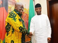 Nigeria and Ghana have agreed to intensify bilateral cooperation for the benefit and development of both countries and that of the West African sub-region.  Mr Laolu Akande the Senior Special Assistant to the President on Media and Publicity (Office of the Vice-President) confirmed this development in a statement he issued in Abuja on Sunday.  He said that the bilateral agreement was part of the outcome of the closed door meeting between Acting President Yemi Osinbajo and the visiting…