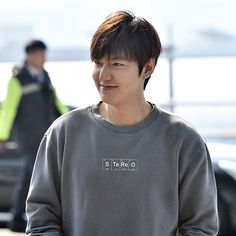 2016-3-28 at Incheon Airport to Shanghai | Lee Min Ho