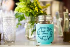 Can get these quilted preserving jars....Special Detail #CedarwoodWeddings