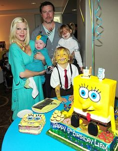 ...cool sponge bob, but in reality...I LOVE this family. Yep, guilty.
