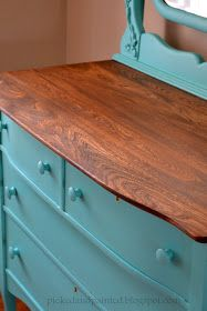Picked & Painted: Two Dresser Makeover's