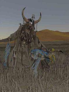 Tengerism, Mongolian Shamanism.