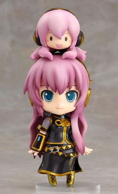Nendoroid Vocaloid MEGURINE LUKA, by Goodsmile Company