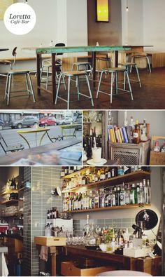 Das Glockenbachviertel ist voller schöner und gemütlicher Cafés. Hier kommt eine ganz persönliche Top 3 Liste, vom Loretta, über das Maria bis zum Schneewittchen