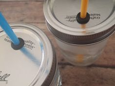 The Chick n' Coop: Mason Jar Spill Proof Cup