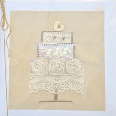 Wedding card £9.95