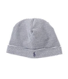 826a19b5533 Ralph Lauren Childrenswear Baby Boys Striped Beanie Hat