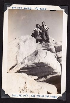 Belle and Larry,1940