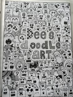 Keep on doodling.. ♥