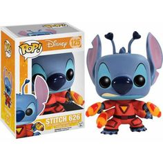 Funko Pop! Disney Lilo and Stitch, Stitch 626, Assorted