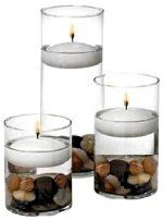Wonderful Absolutely Free Floating Candles bedroom Strategies Not surprisingly, there's a sensible way to merge Fire and also (even when it won't sound re Floating Candles Wedding, Floating Candle Centerpieces, Rustic Candles, Hanging Candles, Bedroom Candles, Glass Dishes, Cut Glass, Tea Lights