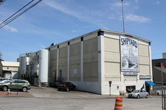 Shipyard Brewing Company, Portland Maine