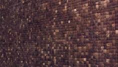 Coconut Tiled Wall - GORGEOUS!